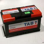 Akumulators 85Ah TABMagic 800A