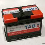 Akumulators 78Ah TAB Magic 720A 12V