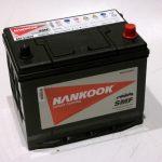 Akumulators 70Ah Hankook 540A 12V Asia