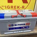 Akumulators Bi-Force 90Ah 780A 12V
