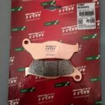 Bremžu kluči priekšējie KTM motociklam TRW MCB648RSI