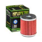 Eļļas filtrs motociklam Hiflo HF140. Cena 5.50 Eur