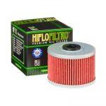 Eļļas filtrs motociklam Hiflo HF112. Cena 4.50 Eur