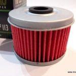 Eļļas filtrs motociklam Honda HIFLO HF113. Cena 4.50 Eur