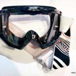 Moto brilles moto krosam un enduro Progrip MX 3201. Cena 18,00 Eur.