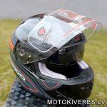 Moto ķivere ielas motociklistiem Ispido Race SV. Cena 74,00 Eur.