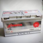 Akumulators 110AH A-MEGA EFB 970A 12V