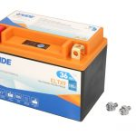 Akumulators moto litija 3.0Ah EXIDE ELTX9 12V. Cena 91.00 Eur